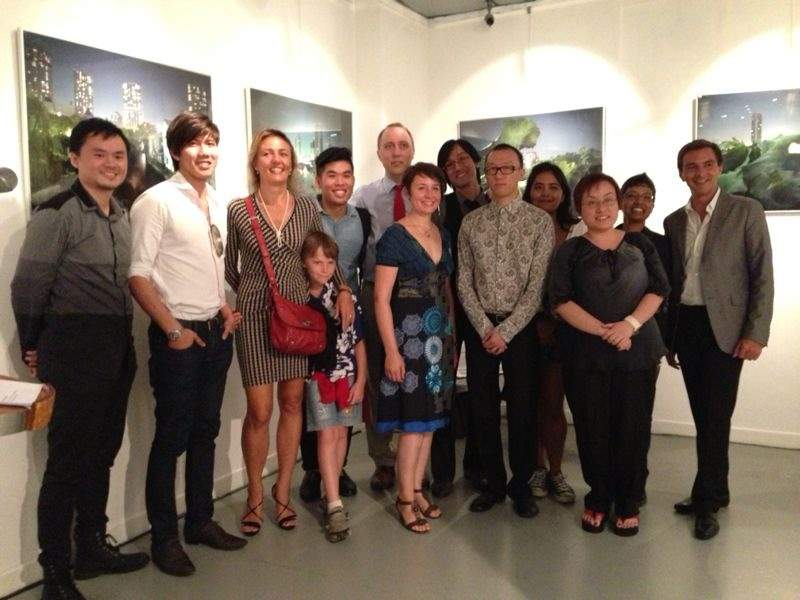 France Singapore Photo Arts Award 2013