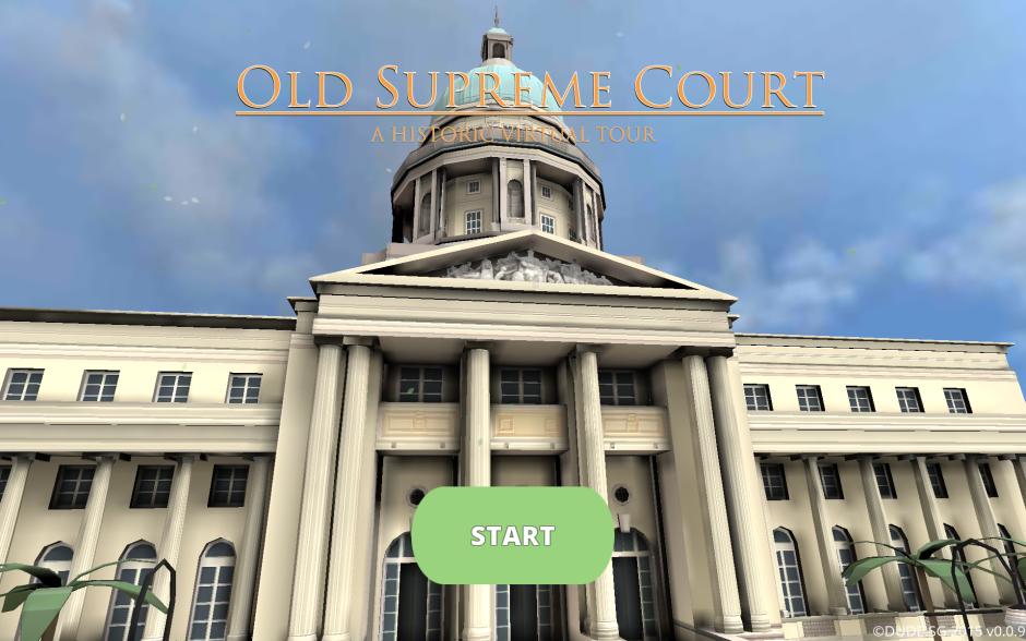 Old Supreme Court App Screenshot 1