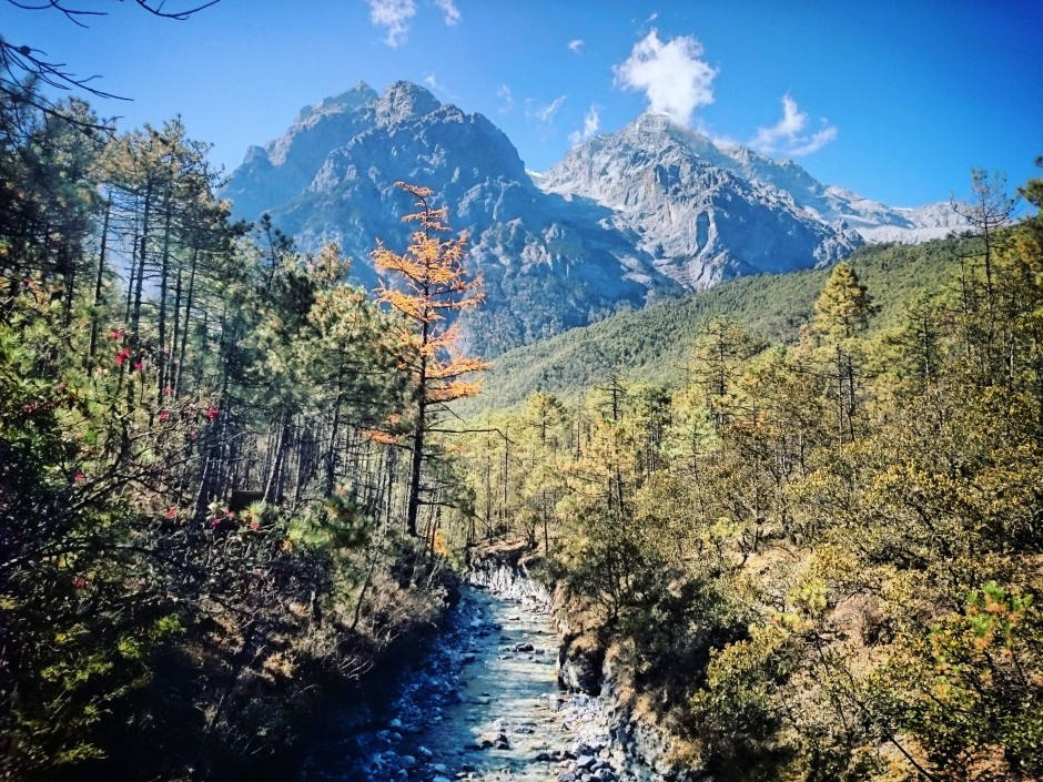 Forget the Swiss Alps, this is Jade Dragon Snow Mountain in LiJiang