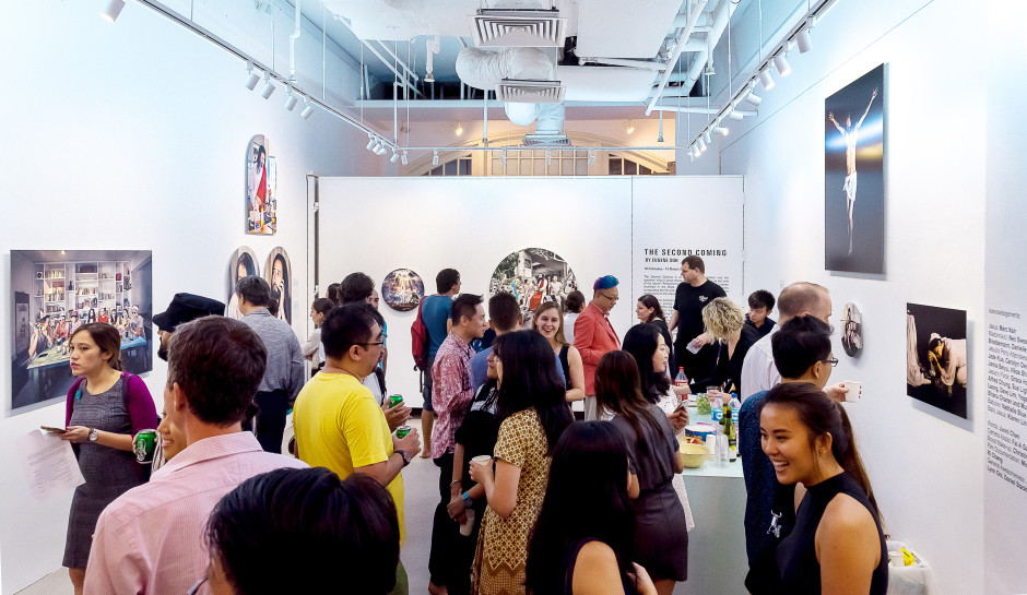The Second Coming by Eugene Soh, 18 Feb - 13 March 2016 at Chan Hampe Galleries